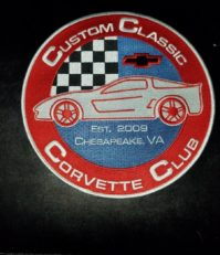 Custom Classic Corvette Club
